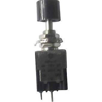 Pushbutton switch 250 V AC 3 A 1 x On/Off SCI PA10