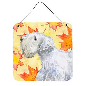Sealyham Terrier Fall Wall or Door Hanging Prints
