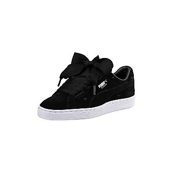 Puma Suede Heart 36513502 universal all year kids shoes