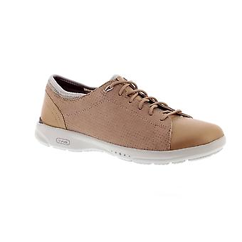 Rockport Truflex W Lace To Toe - Blush (Rose Gold) Womens Trainers