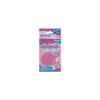 AQB Pink Solid Bead Pack