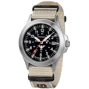 KHS watches mens watch platoon automatic KHS.PA. NXTLT5