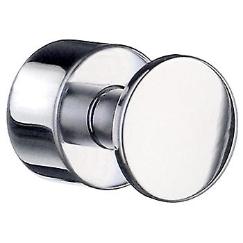 Home Towel Hook Pair - Polished Chrome HK3455