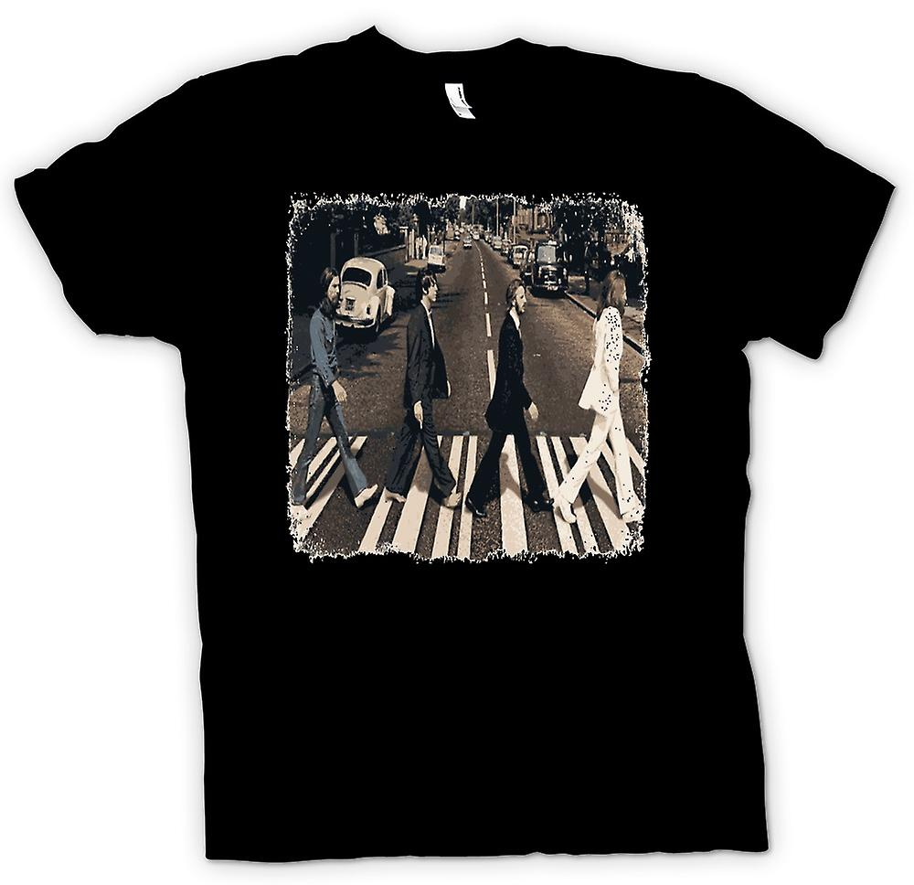 Bambini t-shirt - Beatles - Abbey Road - Album Art