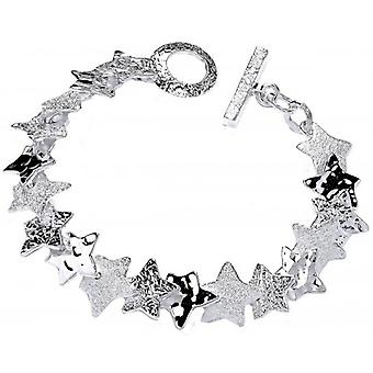 Cavendish French Stars on Stars Bracelet - Silver