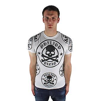 Philipp Plein Plum MTK0226 0102 T-Shirt