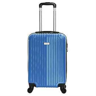 Slimbridge Borba 55 cm maleta dura, azul de océano