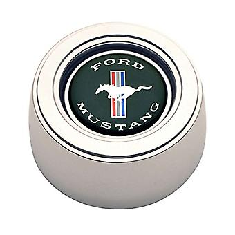 GT Performance 11-1525 Hi-Rise Horn Button with Mustang Emblem