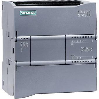 Siemens CPU 1211C AC/DC/RELAIS 6ES7211-1BD30-0XB0 PLC controlador 115 V AC, 230 V AC