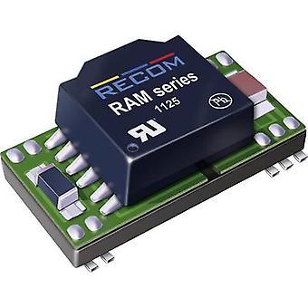 RECOM RAM-2405S/H DC/DC converter (component) 24 Vdc 5 Vdc 200 mA 1 W No. of outputs: 1 x