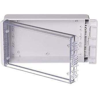 Bopla Bocube B 221306 PC-V0-G-7035 Wall-mount enclosure, Build-in casing 125 x 231 x 60 Polycarbonate (PC) Light grey (RAL 7035) 1 pc(s)