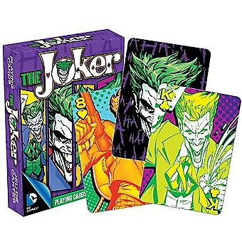 El Joker (Batman) conjunto de cartas (52269)
