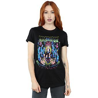 Mastodon Women's Unholy Ceremony Boyfriend Fit T-Shirt