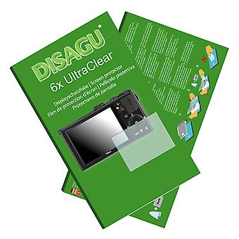Nikon COOLPIX P330 display protector - Disagu Ultraklar protector