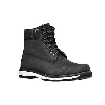 Timberland Radford men's real leather boots gray