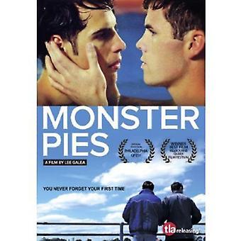 Tartas de Monster [DVD] los E.e.u.u. la importación
