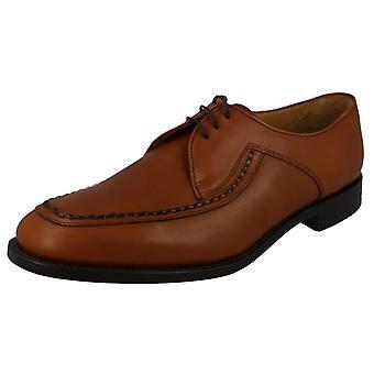 Mens Loake Smart Formal Shoes Fontwell
