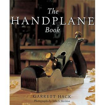The Handplane Book by Garrett Hack - 9781561587124 Book