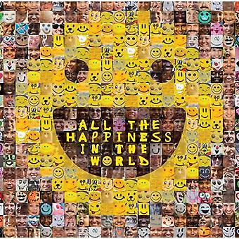 All the Happiness in the World by Jesse Hunter - 9781742706962 Book
