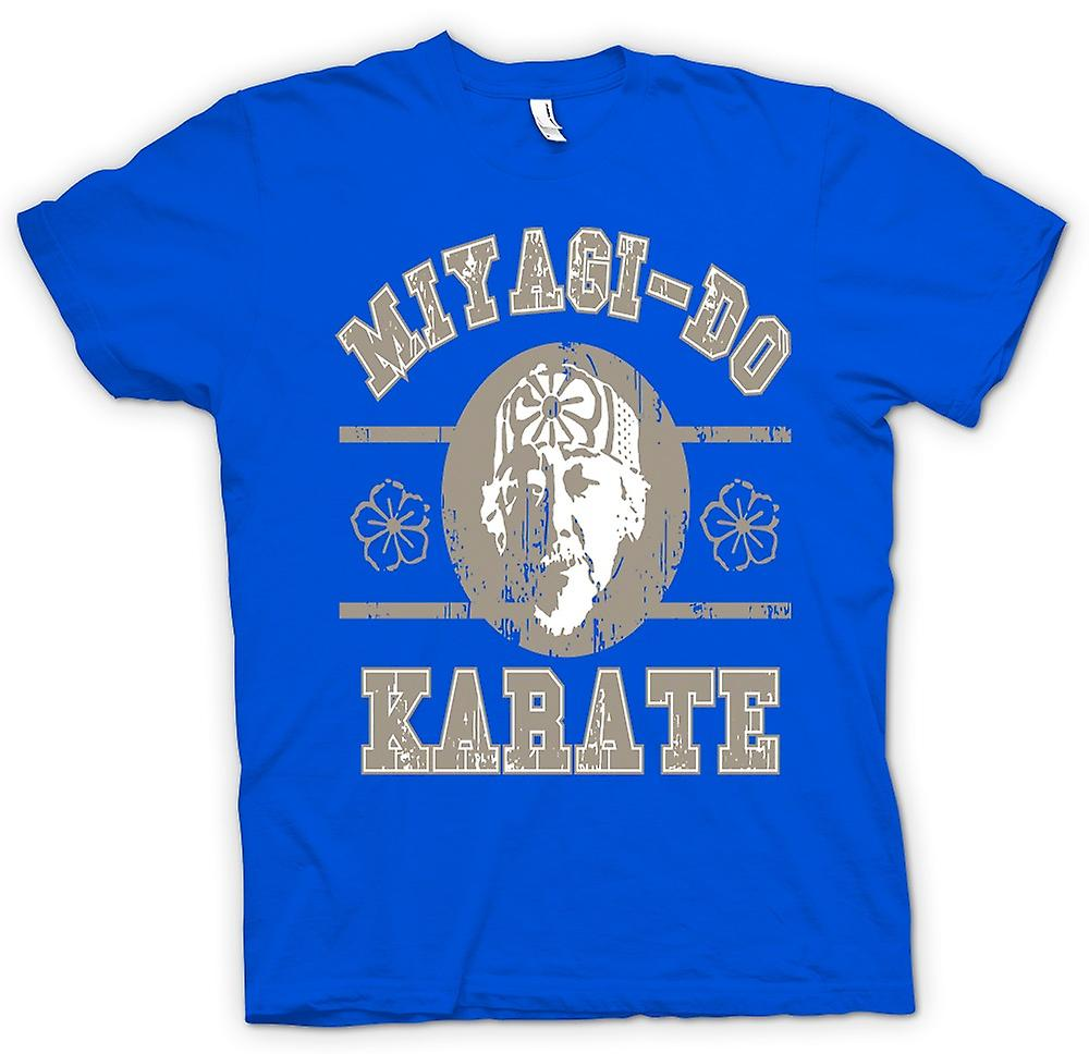 Mens T-shirt - Mr Miyagi Do - Karate Kid - Movie