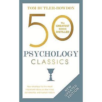 50 psykologia Classics - oikotie tärkeimmät ajatukset on