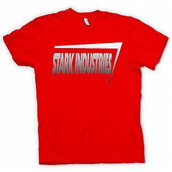 Iron man t-shirt - Logo di Stark Industries-