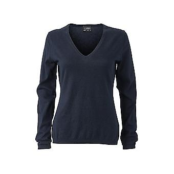 James and Nicholson Womens/dames Pullover