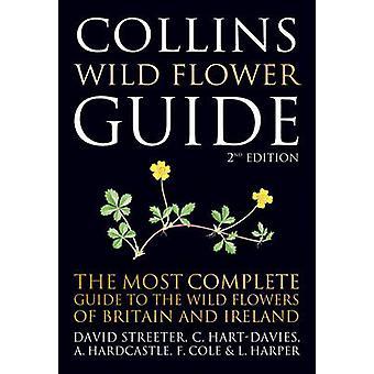 Collins Dziki kwiat Przewodnik (2 Revised edition) przez David Streeter - C