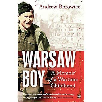 Menino de Varsóvia: Um livro de memórias de uma infância em tempo de guerra