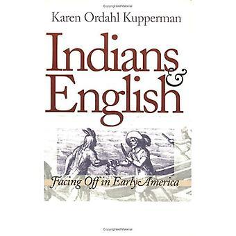 Indiens et anglais: face en Amérique au début