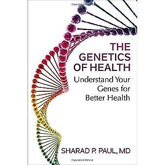 De genetica van gezondheid: begrijpen van uw genen voor een betere gezondheid
