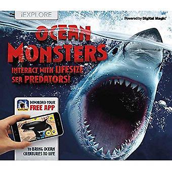 iExplore - Ocean Monsters