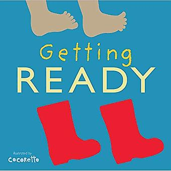 Getting Ready (Tactile Books)