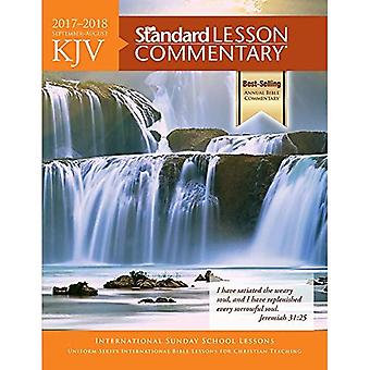 KJV Std Lesson Commentary 2017 18