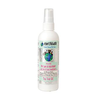 Earthbath Tea Tree Oil For Hot Spot & Itch 237ml