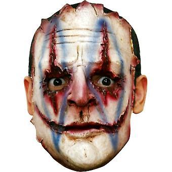 Serial Killer 04 Latex Face For Halloween