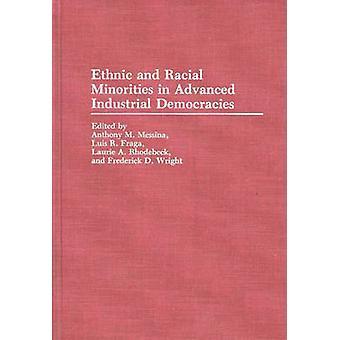Minorías étnicas y raciales en las democracias industriales avanzadas por Walsh & Jim