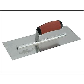 MXS1DSS FINISHING TROWEL STAINLESS STEEL - DURASOFT HANDLE 11 X 4.1/2IN