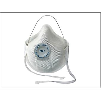 Moldex Smart Series FFP2 NR D Valved Mask Pack of 20