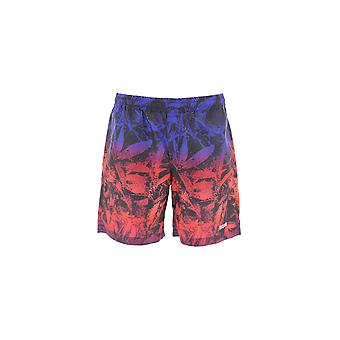 Msgm Multicolor Polyester Trunks