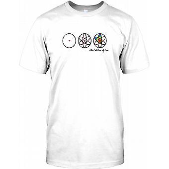 Evolution Of Love - Cool Design Mens T Shirt