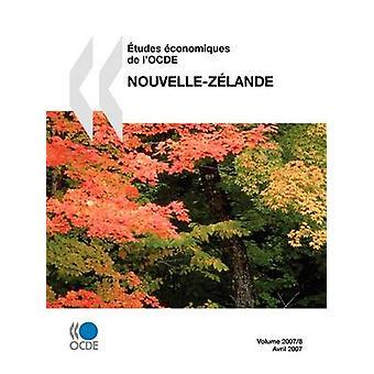 holdninger conomiques de lOCDE NouvelleZlande 2007 av OECD Publishing