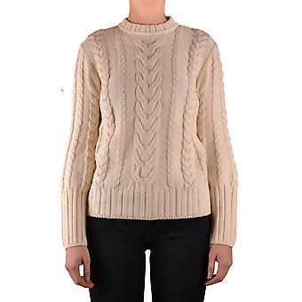 Ralph Lauren White Cotton Sweater