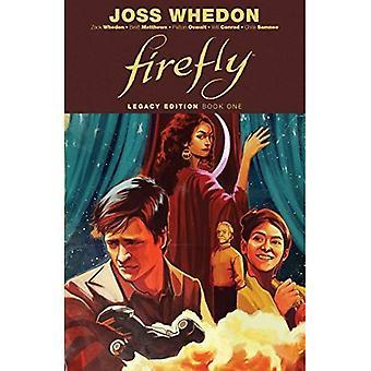 Firefly: Legacy Edition bok ett