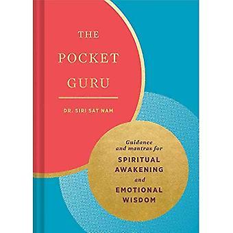 Der Taschenguru: Führung und Mantras für spirituelles Erwachen und emotionale Weisheit