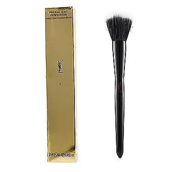 Yves Saint Laurent Perfecting Polisher Brush #2 (Box Slightly Damaged) - -
