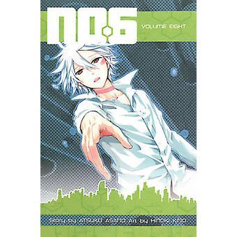 No. 6 Volume 8 by Atsuko Asano - 9781612625782 Book