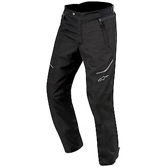 Alpinestars Black 2016 AST-1 Motorcycle Waterproof Pants