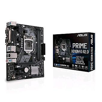 ASUS Prime h310m-d r 2,0 moederbord Micro ATX LGA 1151 H4