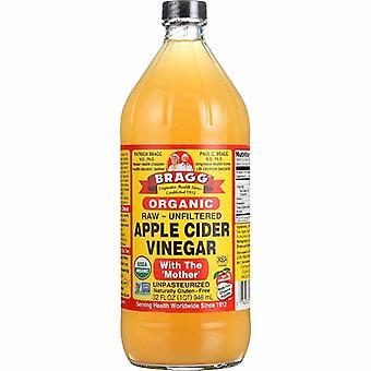 Bragg organische ruwe appel Cider azijn